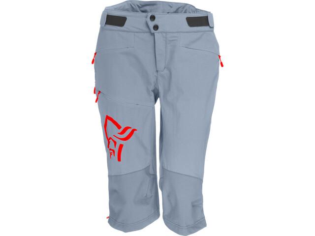 Norrøna W's Fjørå Flex1 Shorts Bedrock